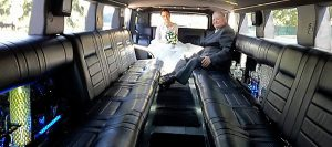 limousine hummer empire interni