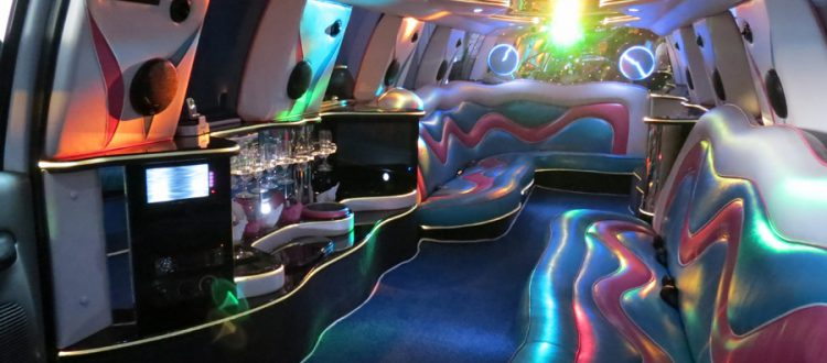 excursion limousine interni
