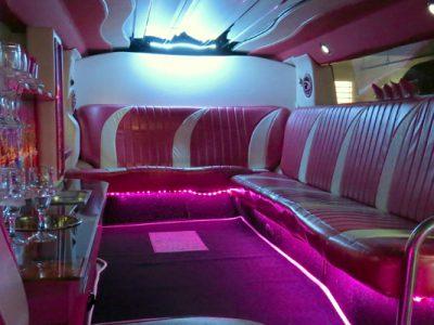 limousine tiffany interni