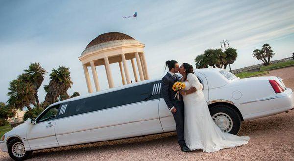 Limousine Lincoln Royale in noleggio