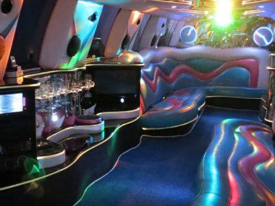 excursion limousine interni