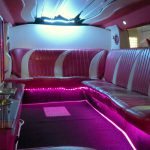 limousine tiffany interni